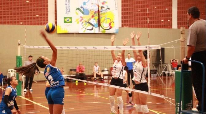 O jogo decisivo será neste sábado (21), no ginásio Banestado, às 10h, contra a equipe do Ceará
