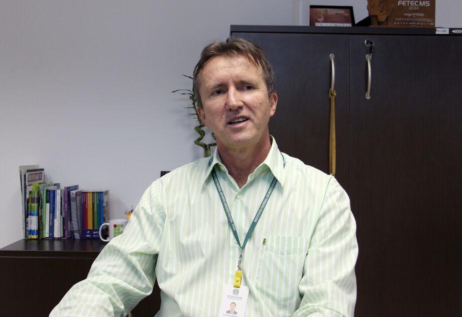 Professor Luiz Simão