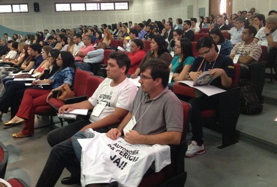 A programação completa do seminário que conta com mais de 300 peritos inscritos