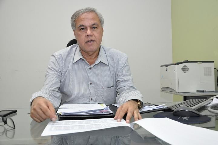 Secretário municipal de Planejamento e Finanças, Disney Fernandes