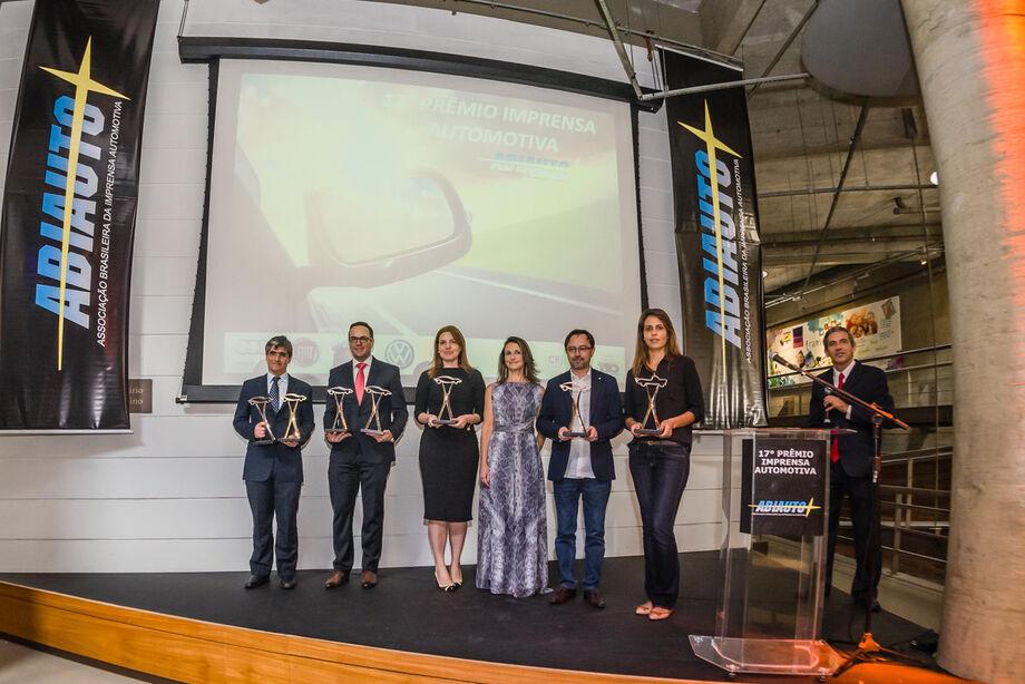 Todos os vencedores do Prêmio ABIAUTO 2015