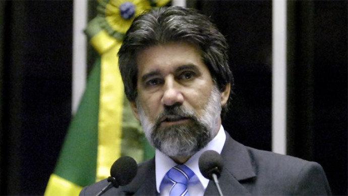 Vice-presidente da sigla, senador Valdir Raupp (RO)