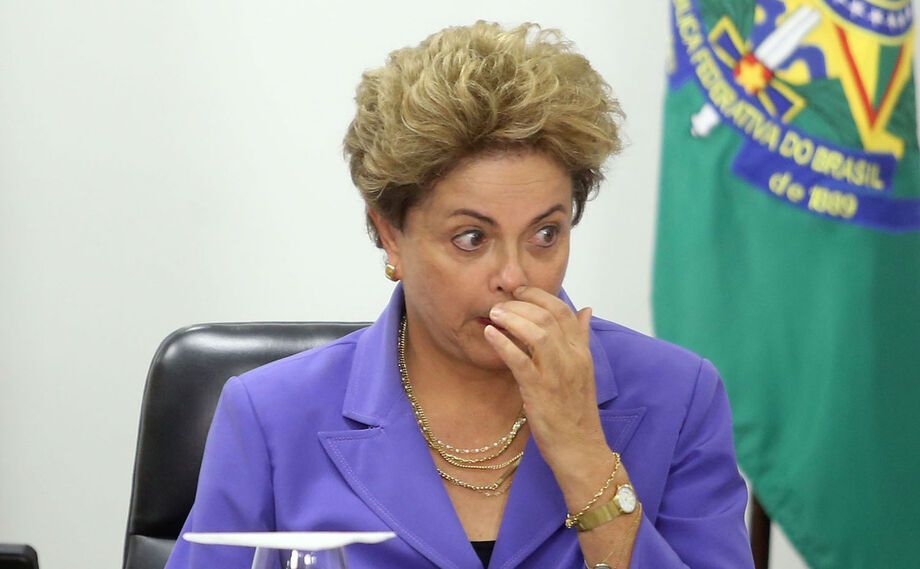 A presidente Dilma concovou uma reunião de emergência.