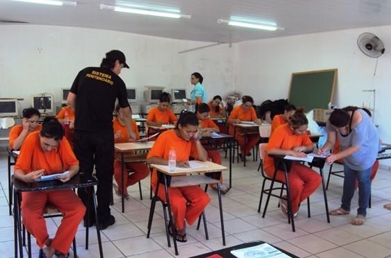 Também realizam a prova em Mato Grosso do Sul adolescentes infratores e presos do Presídio Federal.