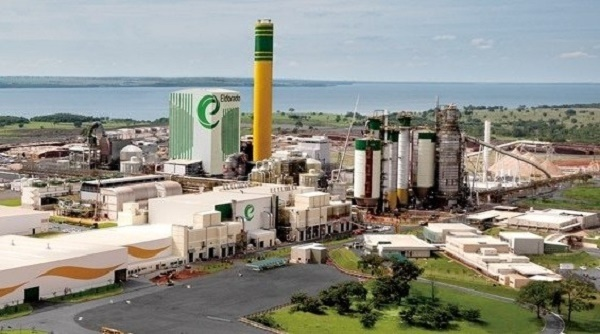 A Eldorado Brasil, empresa referência  no mercado de celulose de fibra curta