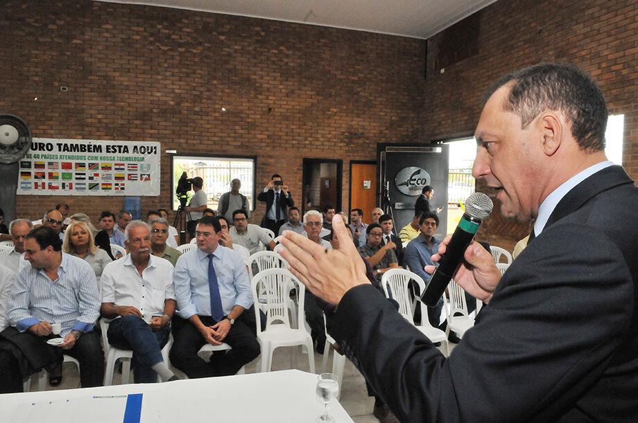 Segundo o superintendente estadual do Banco do Brasil, Evaldo Emiliano de Souza, a instituição tem buscado, de forma efetiva, a aproximação com o setor produtivo