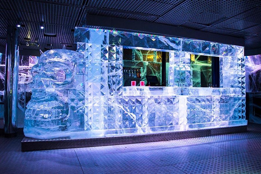 Ice Bar em Londres
