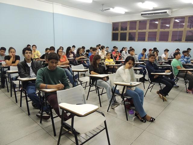 A previsão é que o resultado do Exame de Seleção seja publicado no dia 16 de dezembro.