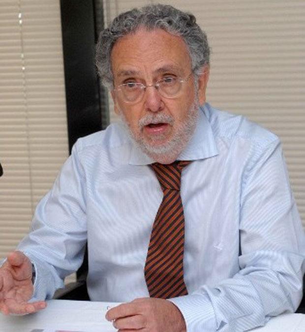 Ex-ministro do Planejamento no Governo de Fernando Henrique Cardoso, professor Paulo de Tarso Almeida Paiva.