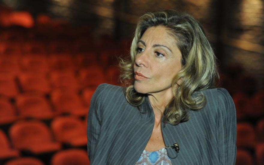 A atriz Marília Pêra morreu neste sábado, aos 72 anos