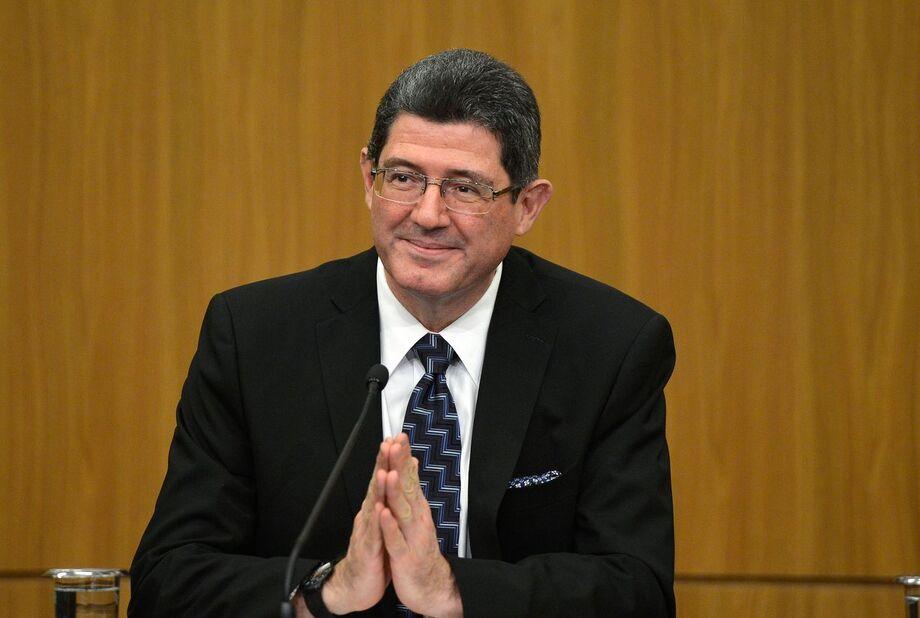 Ministro Joaquim Levy