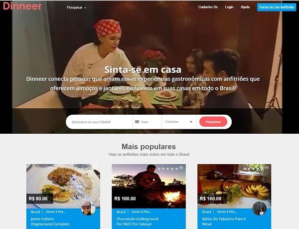 A plataforma já nasce na esteira do alto gasto dos brasileiros com refeições fora de casa