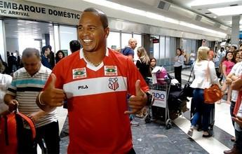 Aloíso Chulapa, ex-jogador São Paulo, reforça o Comercial nessa temporada