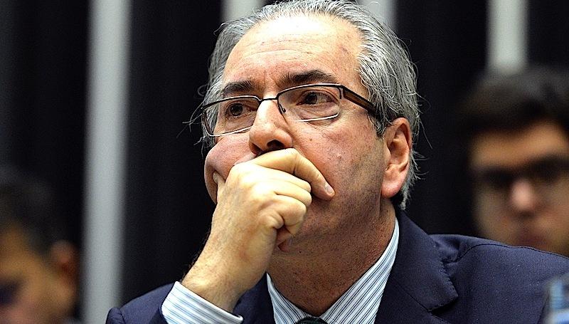 Cunha é investigado por supostamente ter recebido propina