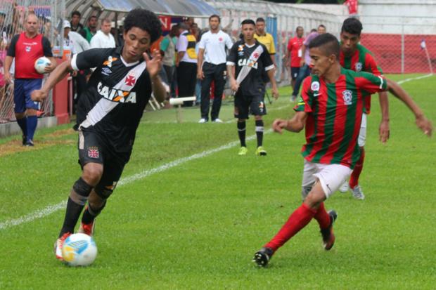 Guaicurus empatou na estreia contra o Vasco da Gama