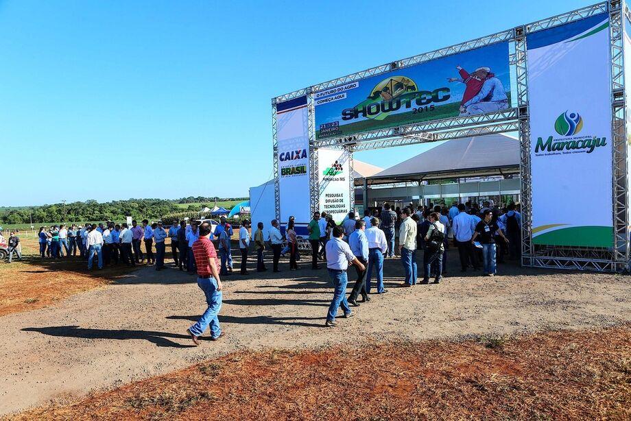 O evento é realizado pela Fundação MS em parceria com o Sistema Famasul, Sistema OCB/MS e Aprosoja/MS (Associação dos Produtores de Soja de Mato Grosso do Sul)