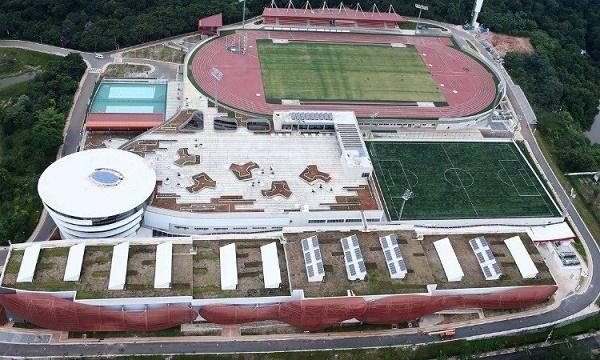 Centro Paralímpico Brasileiro, em São Paulo