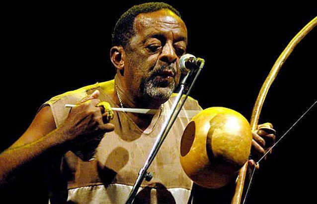 Naná Vasconcelos foi eleito oito vezes melhor percussionista do mundo pela revista americana Down Beat