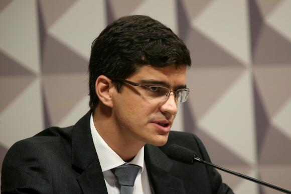 Tiago prestou depoimento ontem à comissão