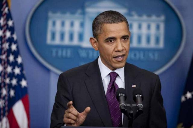 Obama diz que o fácil a acesso às armas é inadmissível Saul
