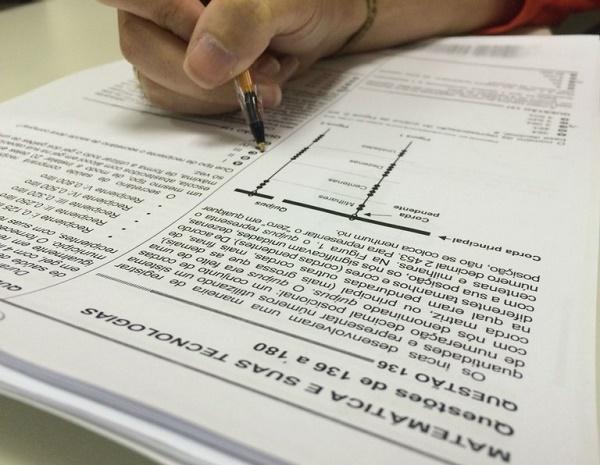 Adaptações como prova em braile ou com letra ampliada devem ser solicitadas pelo site do Inep