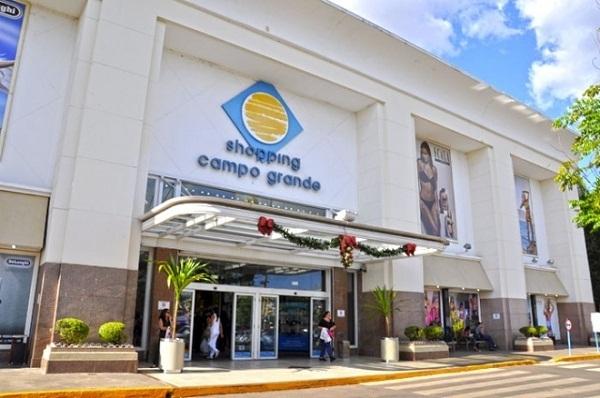 Horários de funcionamento: no sábado, o Shopping Campo Grande funciona normalmente, das 10h às 22h