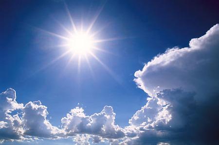Máxima no Estado deve atingir os 31°C