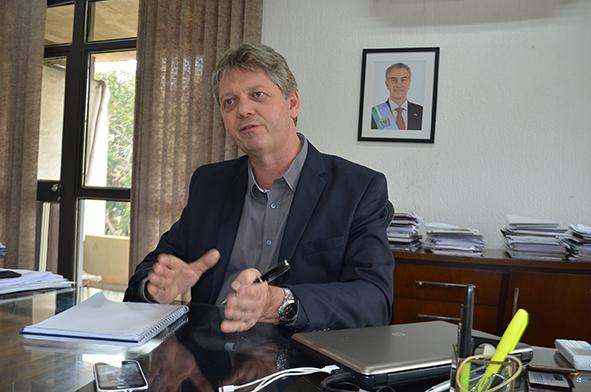 Jaime Verruck – Secretário Estadual de Meio Ambiente e Desenvolvimento Econômico