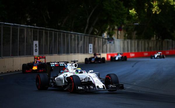 Com resultado, Felipe é ultrapassado por Sergio Pérez no Mundial e agora é nono