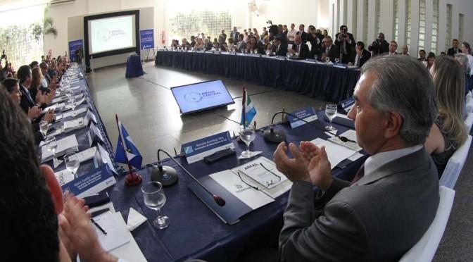 Governadores se reuniram sexta-feira, em Palmas