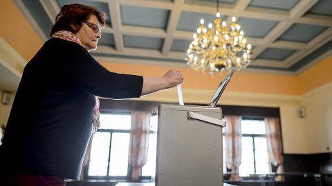 Os dados da votação revelados até o momento apontam que 78% dos eleitores votaram não