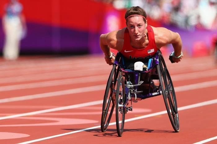 A liberação marca os 100 dias que faltam para a Paralimpíada