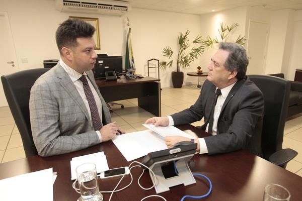Os recursos a serem liberados pelo Ministério do Esporte chegam a R$ 2.243.380,00, grande parte referentes a emendas de Moka