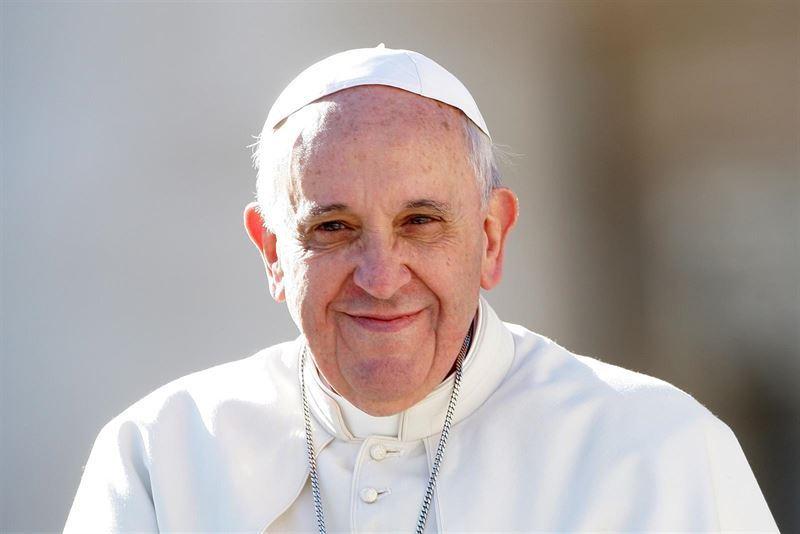 O líder católico visitou o local, ao lado da máxima autoridade da Igreja Apostólica da Armênia