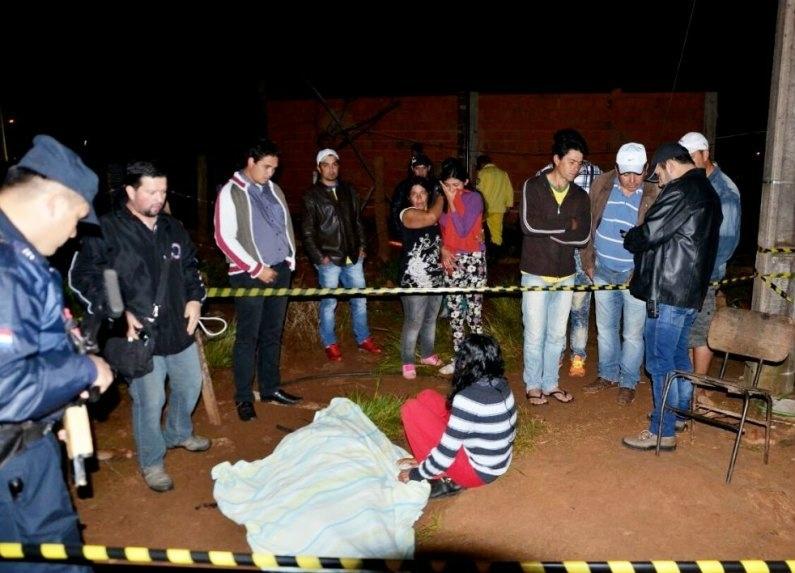 Mais três pessoas foram executadas na noite de ontem (19) em Pedro Juan Caballero