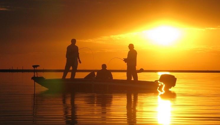 Os turistas gastam em média R$ 4,5 mil por evento de pesca
