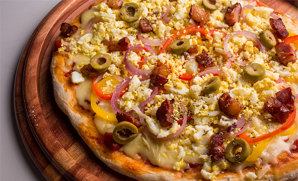 Com 20% da preferência, a pizza portuguesa ganha ainda mais destaque entre os clientes com mais de 30 anos