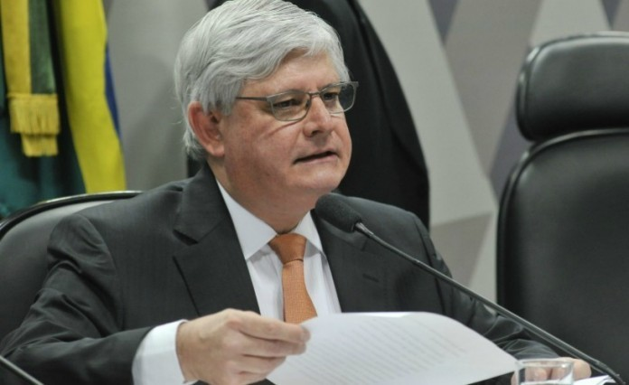 Rodrigo Janot não quis comentar o pedido de prisão