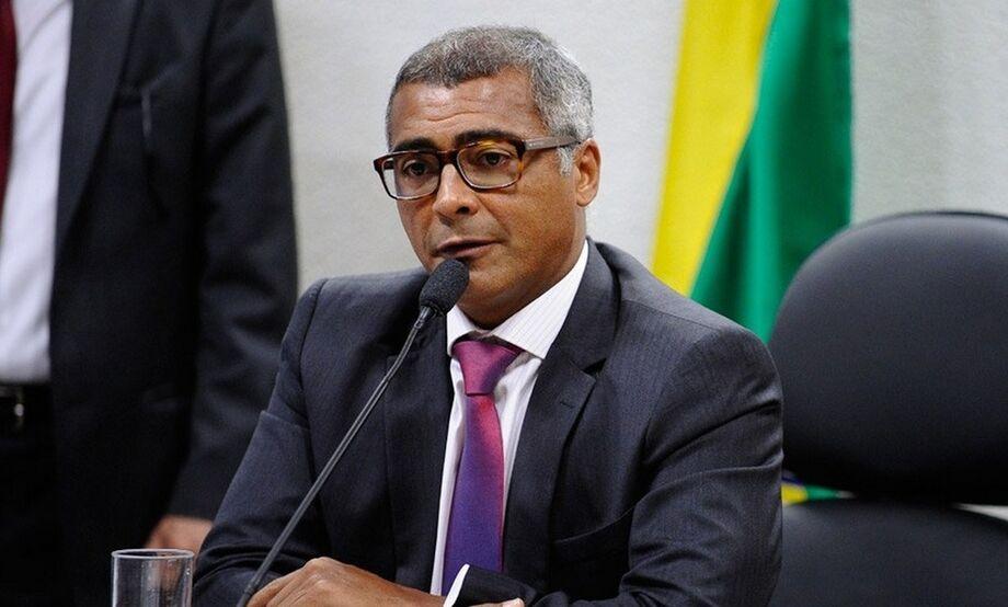 Romário deve oficializar pré-candidatura na próxima segunda-feira (20)