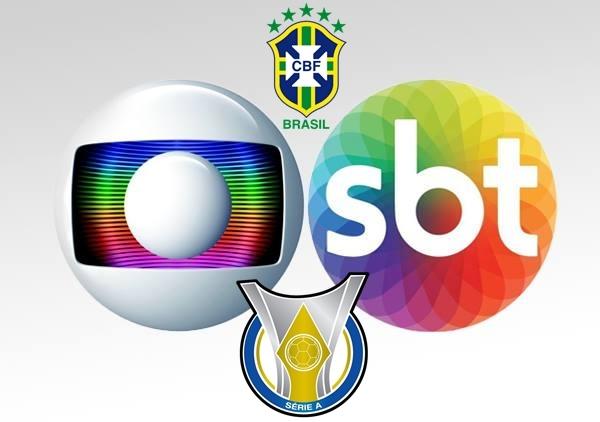 """O SBT reclama do modelo de """"exclusividade"""" atual, onde apenas uma única emissora (a Globo), que é detentora dos direitos de transmissão, exibe as partidas de sua escolha"""