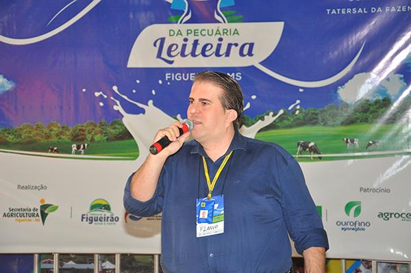 Gerente do Banco do Brasil, agência Costa Rica, Flávio Guilherme Alcantu