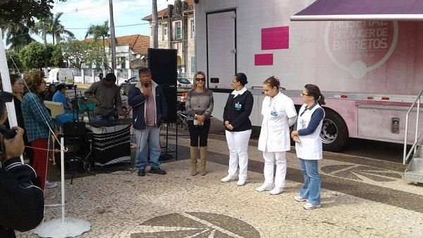 A situação foi denunciada no mês passado pela jornalista Alcina Reis, durante entrevista no programa Veredas da Fé, na Rádio Difusora Pantanal, mas até a sexta-feira (1), nada havia sido feito para mudar a situação
