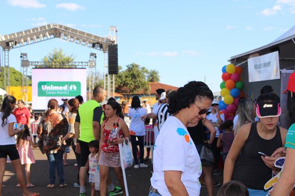 O Dia C aconteceu às 13h30, no Centro Olímpico Vila Nasser