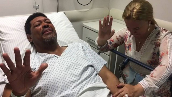 Polícia Civil confirma que homem foi preso em flagrante com facão