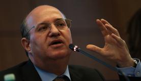 Brasília - O presidente do Banco Central (BC), Ilan Goldfajn, anuncia ações para tornar crédito mais barato e modernizar legislação (José Cruz/Agência Brasil)