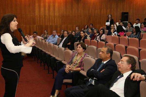 O evento é uma realização do Programa Interlegis, com o apoio da Escola do Legislativo da ALMS