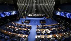 Brasília - Senado realiza sessão temática interativa para debater a reforma das leis trabalhistas (Marcelo Camargo/Agência Brasil)