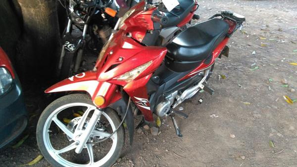 Motocicleta da vítima foi encontrada em posto de combustíveis