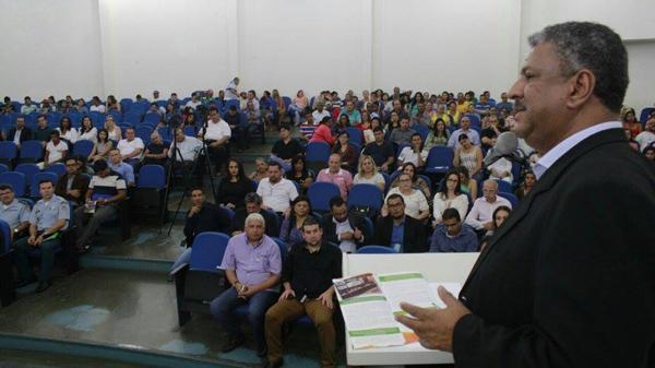 O deputado estadual João Grandão destacou a importância do debate