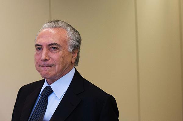 Temer ouviu do empresário que estava dando a Eduardo Cunha e ao operador Lúcio Funaro uma mesada na prisão para ficarem calados